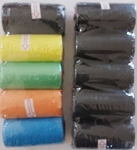 Leash Rolls - Small Rolls for Leash Dispensers