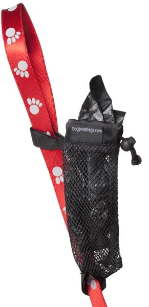 Bag Buddy - Leash Mount Waste Bag Carrier